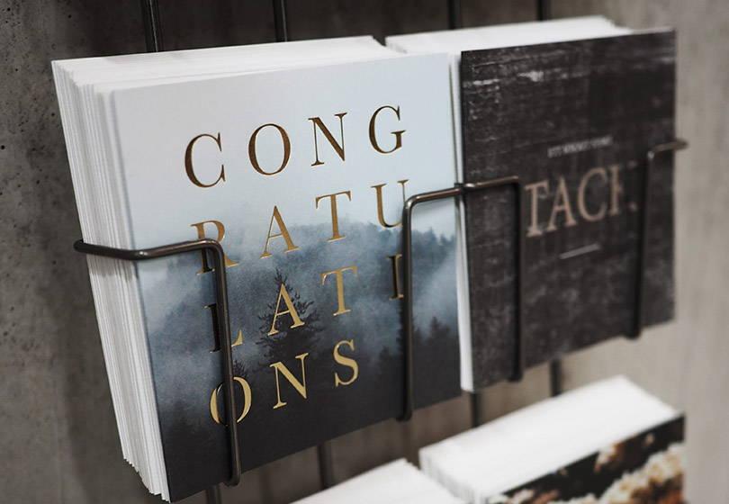 Gratulationskort och grattiskort