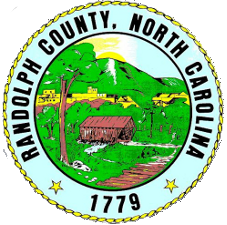 Rudolph County badge