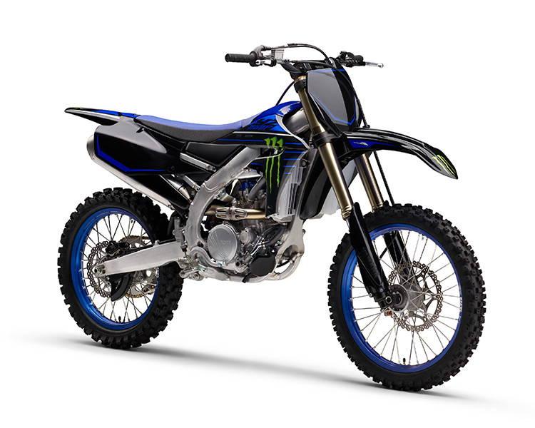 2020 Yamaha YZ250FSP