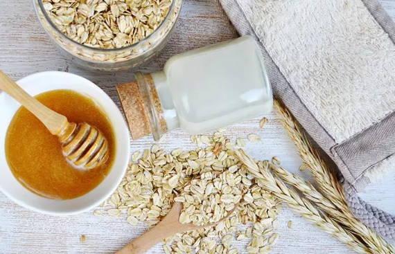 Oatmeal & Honey Mask