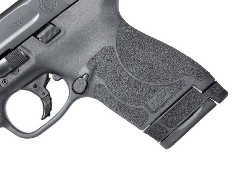 Smith & Wesson M&P Shield handle