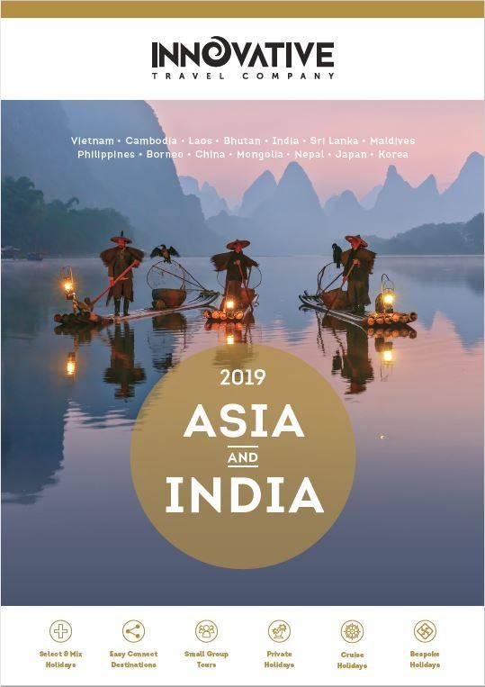 Asia & India 2019 Brochure