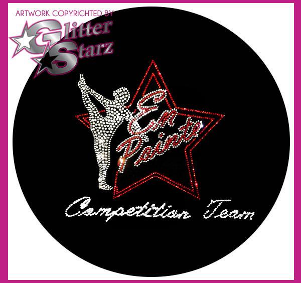 en pointe competition team online webstore fundraiser glitterstarz