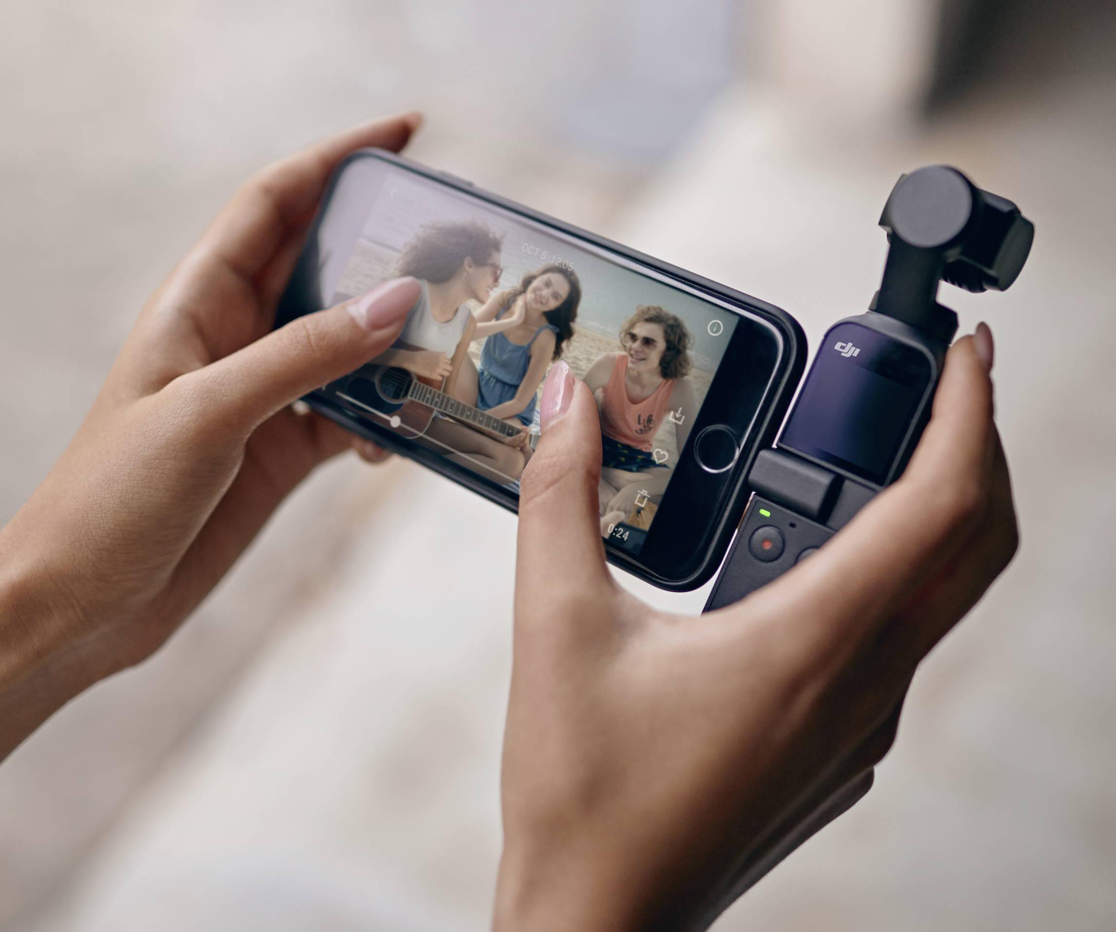 DJI Osmo Pocket Film
