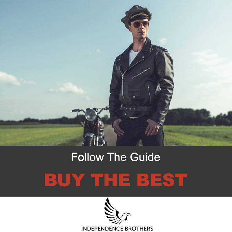 Buy the best leather jacket