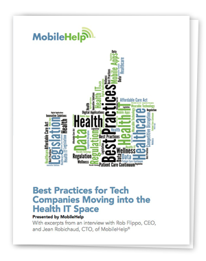Best Practices for Tech Companies Moving into the Health IT Space