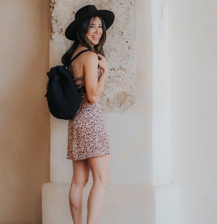 Breeze Backpack in Black