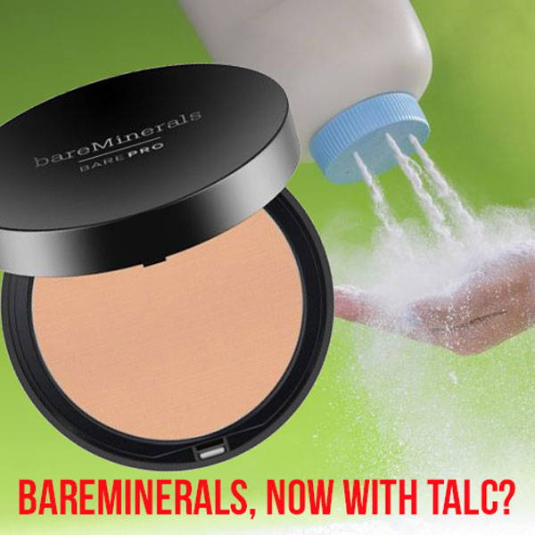 How Can Mineral Makeup Contain Talc