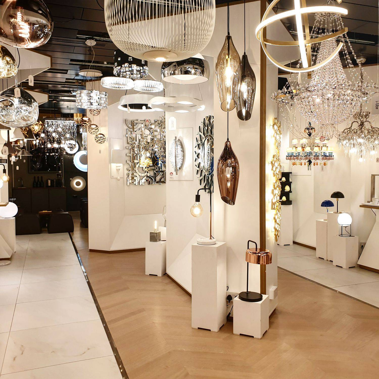 iLite Mailbox Lighting Showroom 2