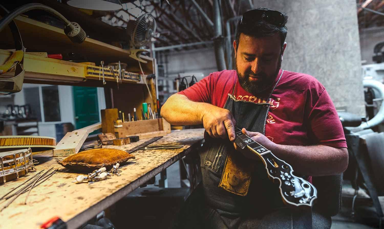 Handcrafted Banjos