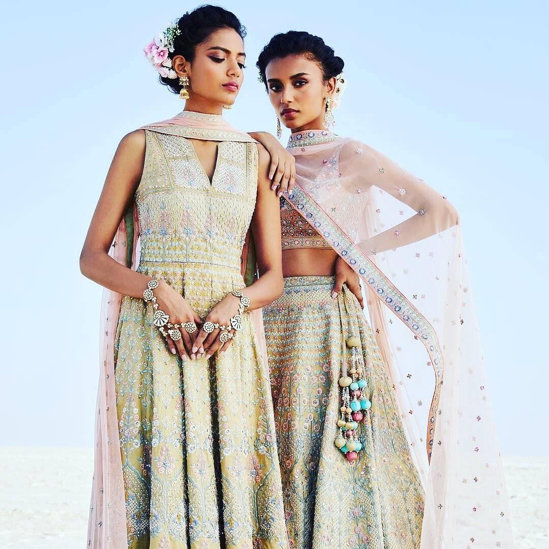Indian Wedding Fashion Rental Riya Collective
