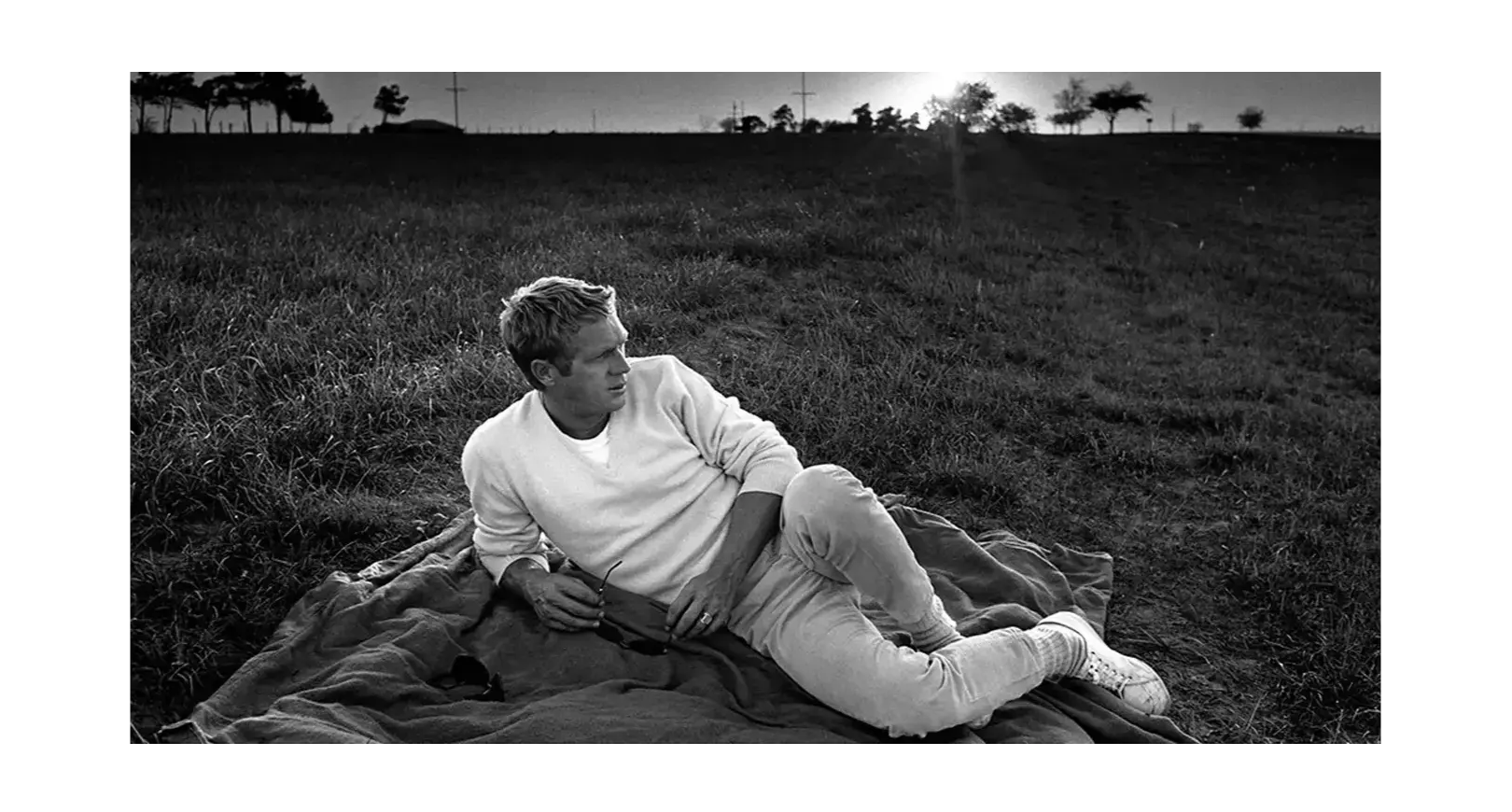 Oliver Cabell Brand Style Icon Steve McQueen