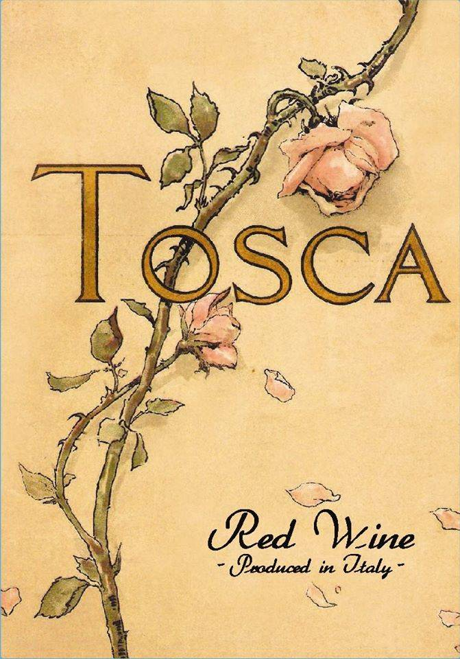 Fratelli Trevisani Tosca Red Wine