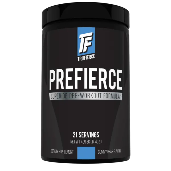 prefierce pre-workout