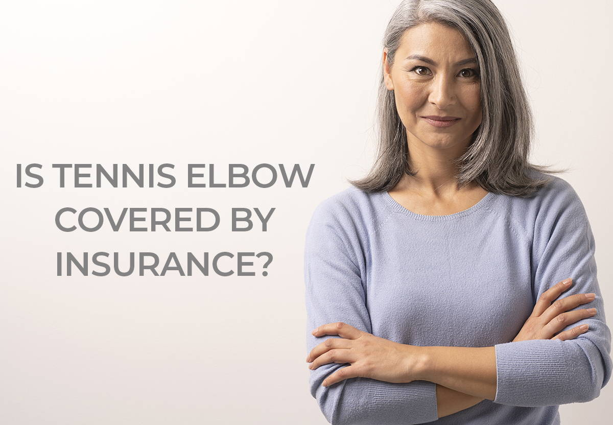 Is tennis elbow covered by insurance sta active
