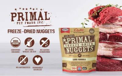 Primal dog food 1