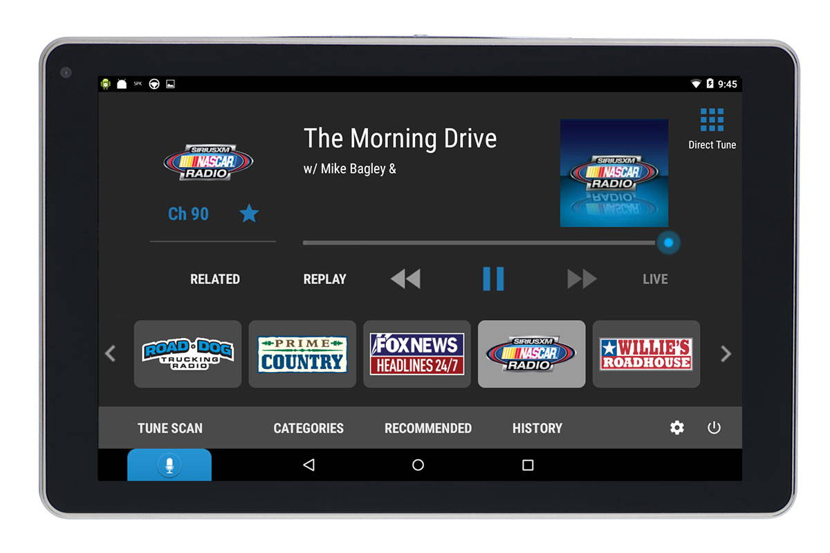 Rand Mcnally Gps >> OverDryve Pro Truck Device with GPS - Rand McNally Store