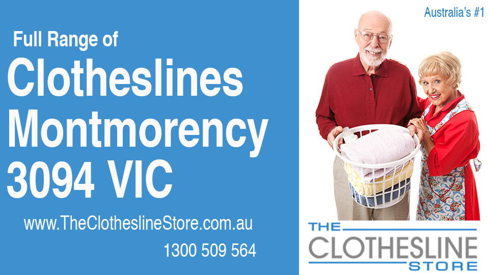 New Clotheslines in Montmorency Victoria 3094