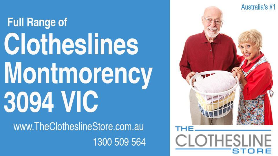 New Clotheslines in Montmorency Victoria 3094