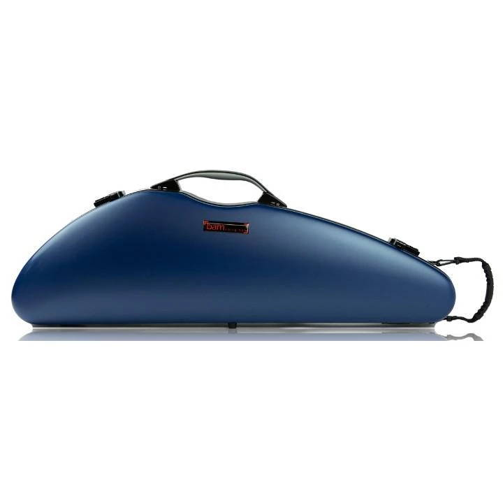Bam Hightech Slim Violin Case Navy Blue