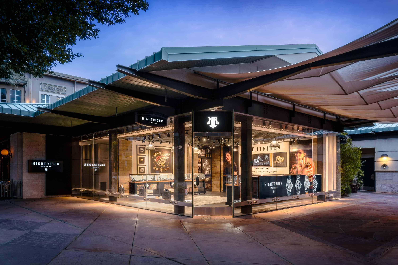 NightRider Jewelry Kierland Commons, Scottsdale, AZ - Exterior