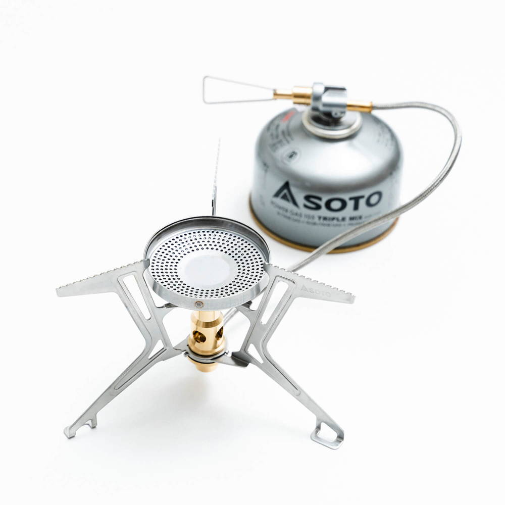 SOTO(ソト)/マイクロレギュレーターストーブ フュージョントレック