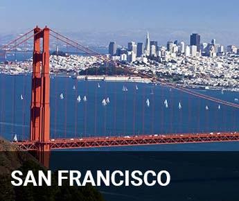 Travelbay USA Tours - USA Tailor Made Tours - San Francisco