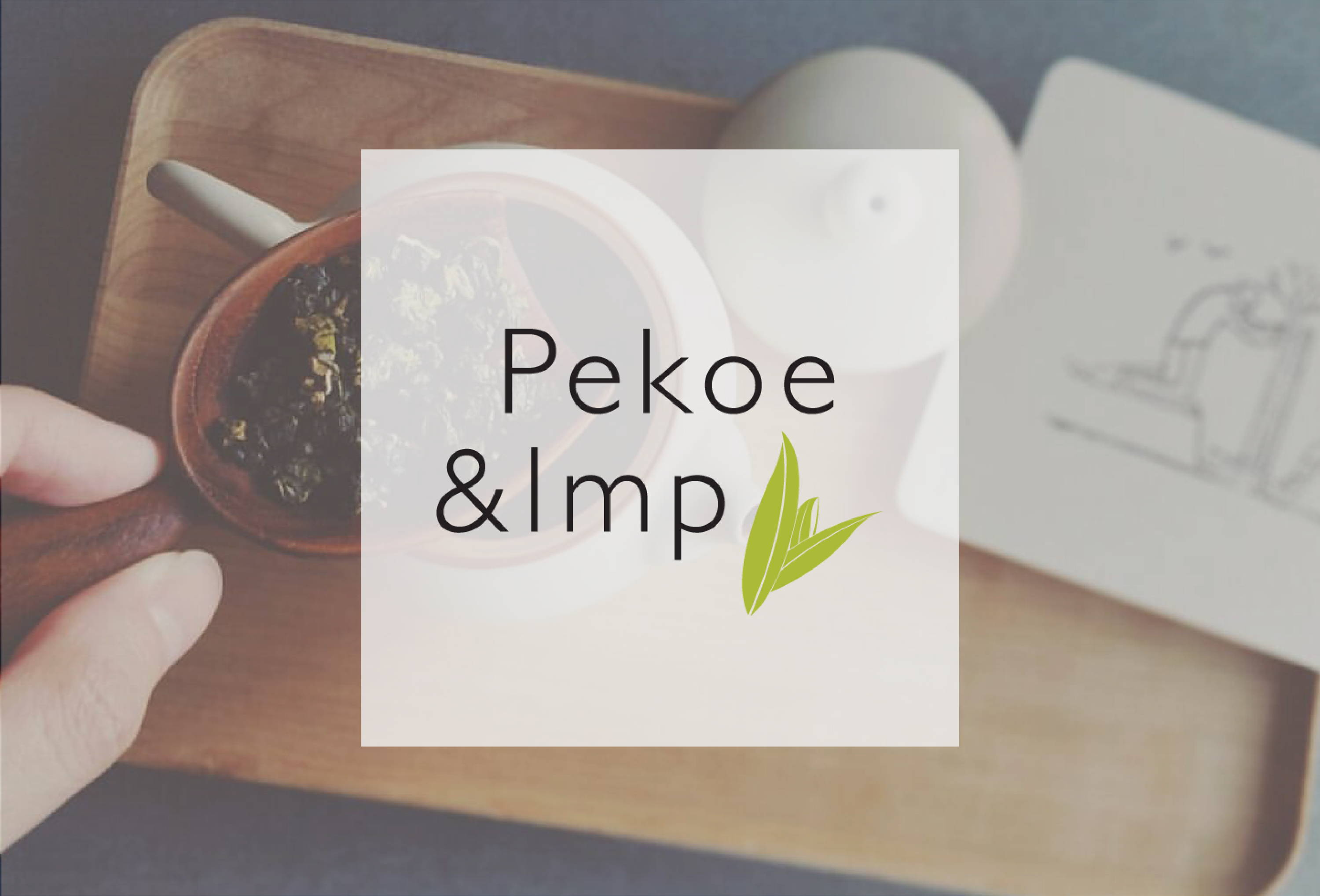 Pekoe and Imp at Singapore Tea Festival 2018