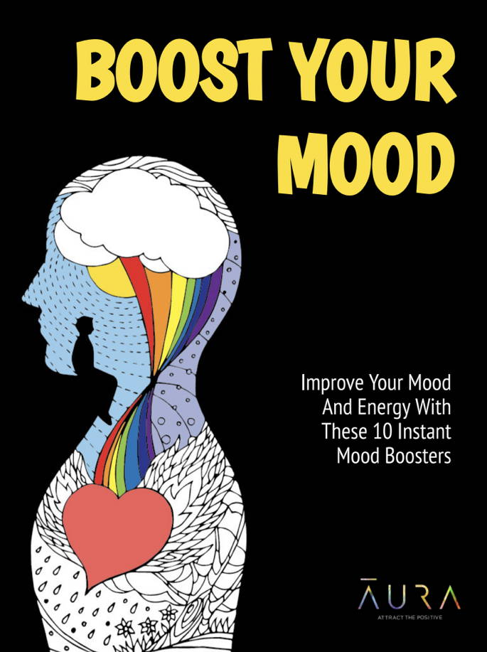BOOST YOUR MOOD EBOOK THE AURA BRACELETS