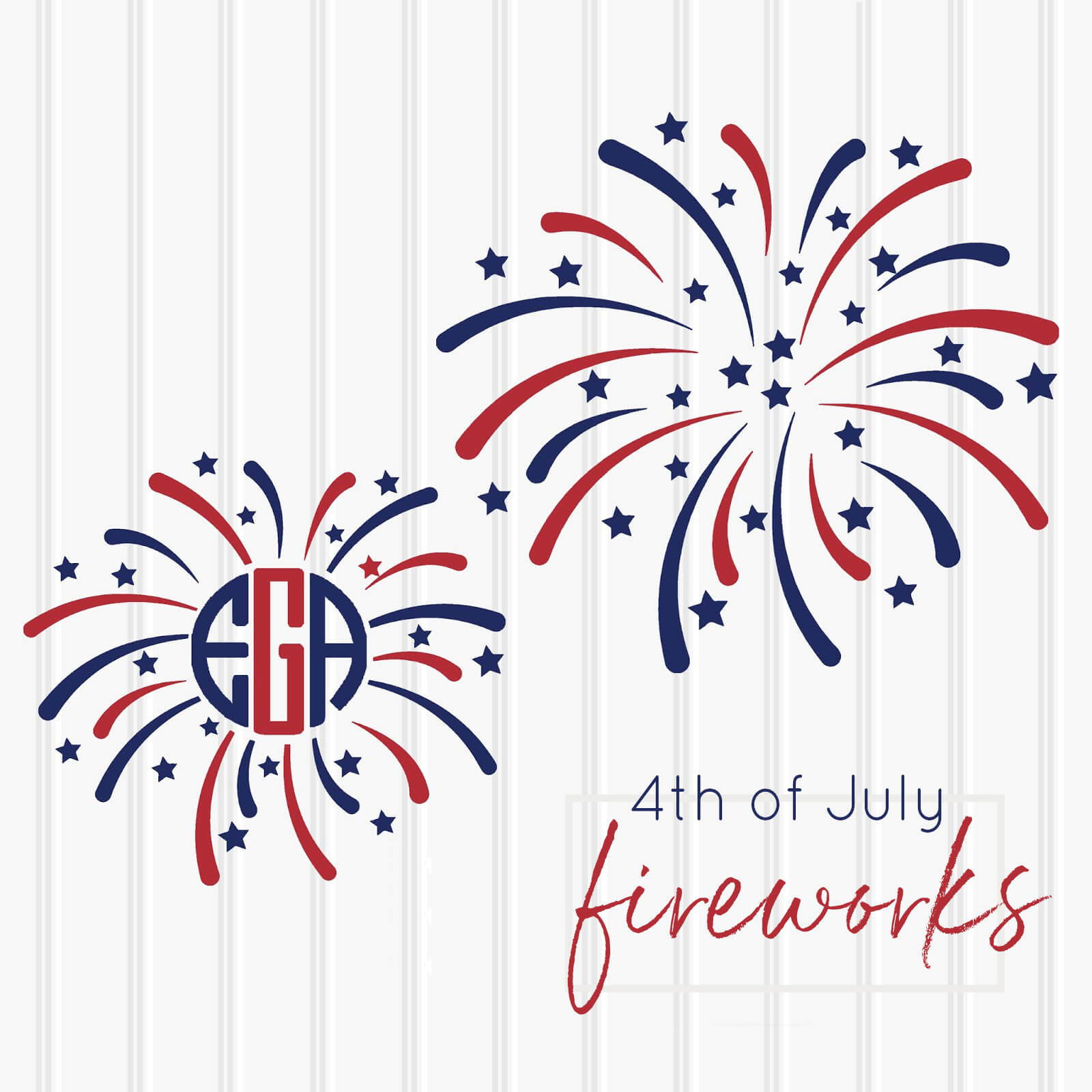 4th of july fireworks downloadable