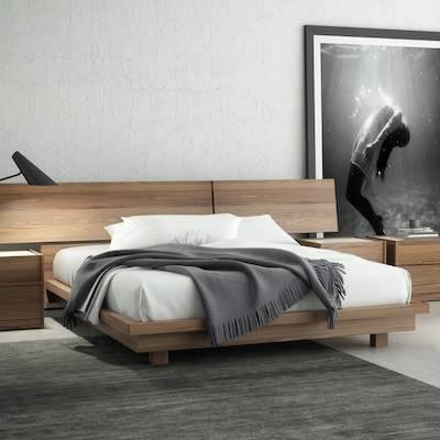 Modern Queen Beds