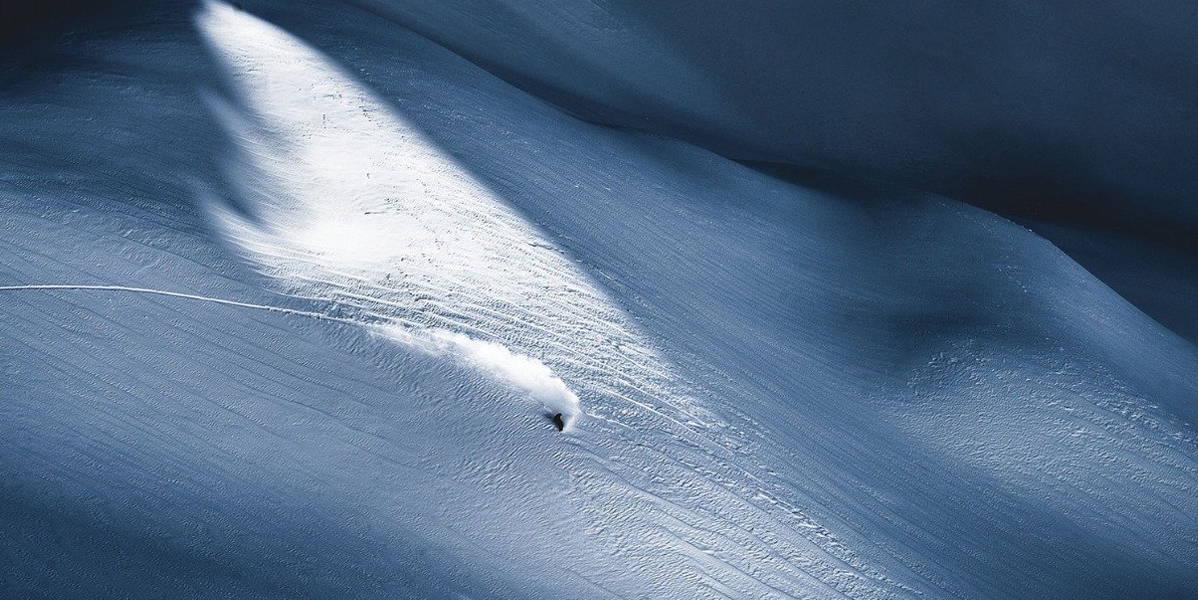 Bryan Iguchi Snowboarding
