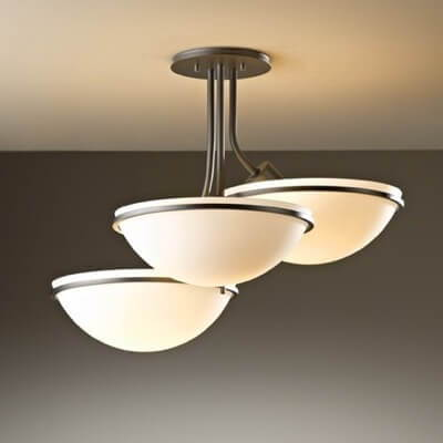 Hubbardton Forge Semi Flush Mounts