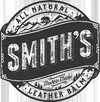 smith's leather balm logo