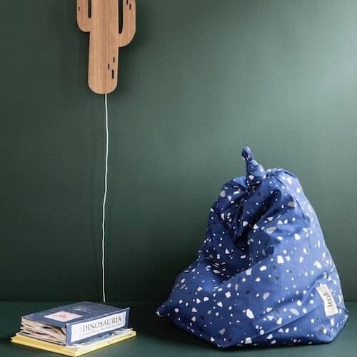 Ferm Living Knot Bean Bag