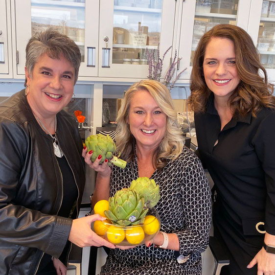 SeeMe Beauty Founders: Alexis, Christi & Tiffanie