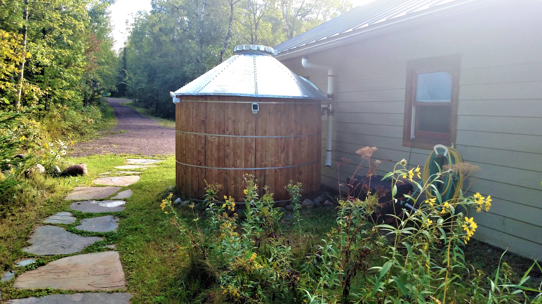Residential rainwater harvesting