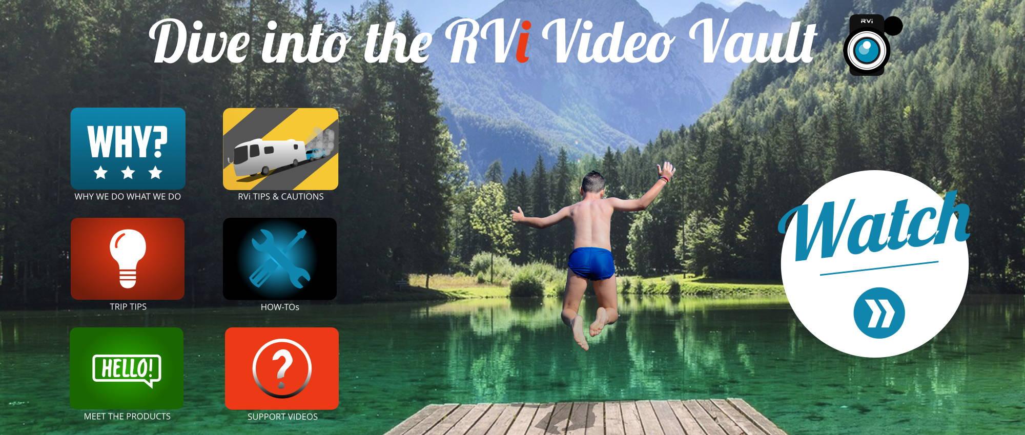 RVi Video Vault