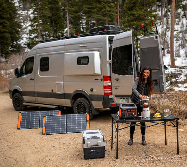 Jackery portable power