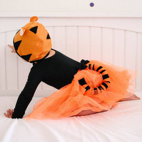Tigger Halloween Costume for girls