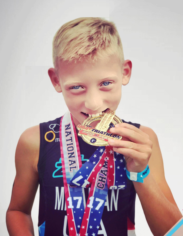 Dylan Mirakian Herofuel Athlete