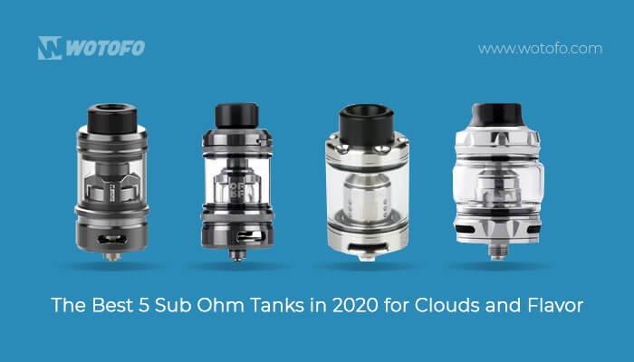 best sub ohm tanks
