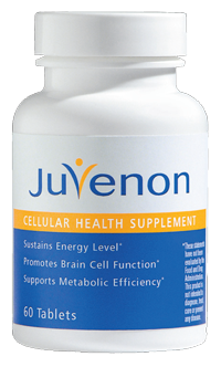 1 bottle of juvenon cellular health