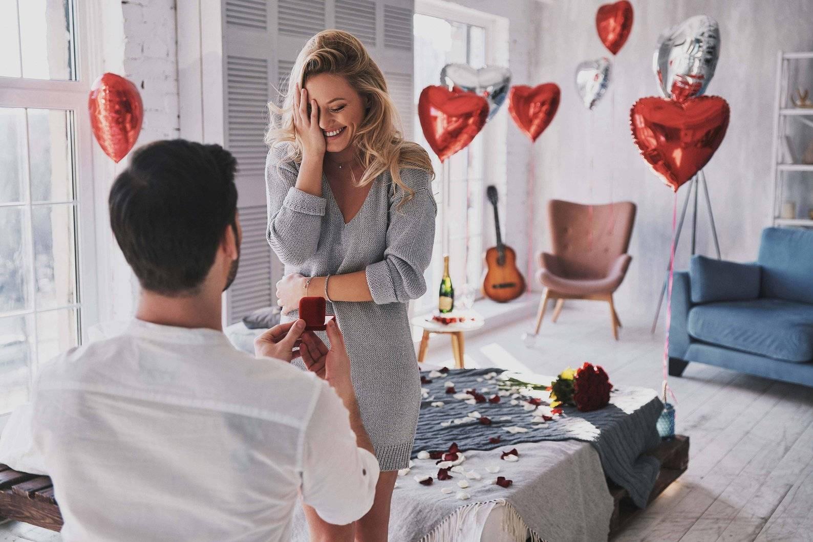 Wedding Proposal Decorations Balloons