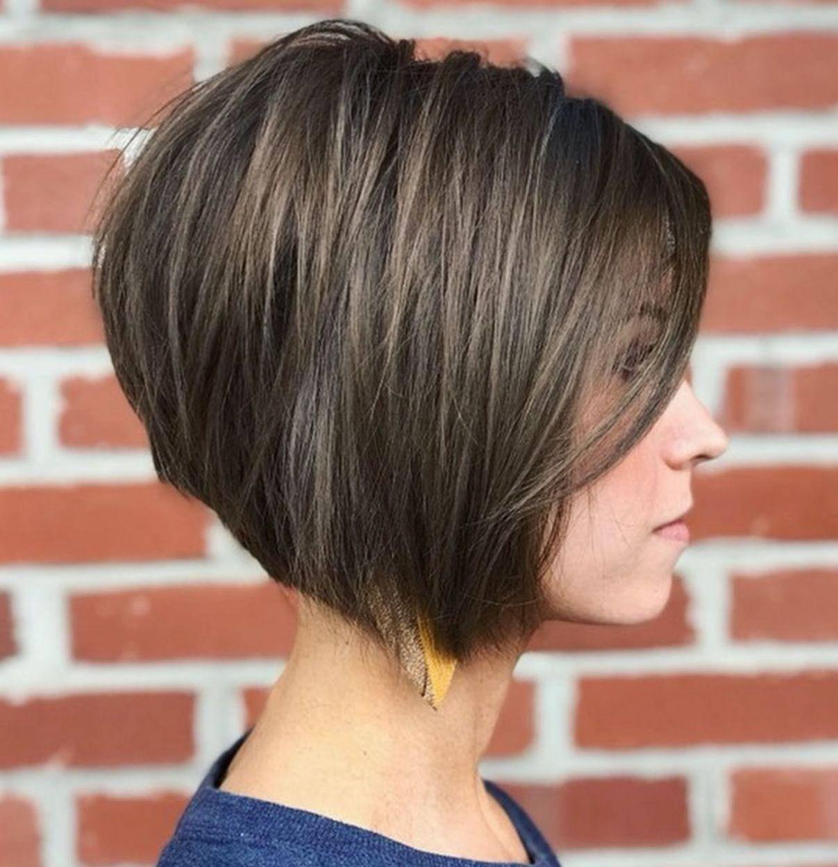 medium length bob haircut