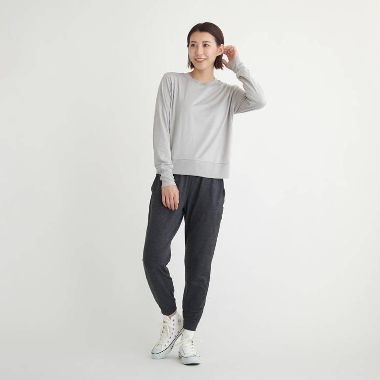 vuori(ヴオリ)/パフォーマンス ジョガー/ダークグレー/WOMENS