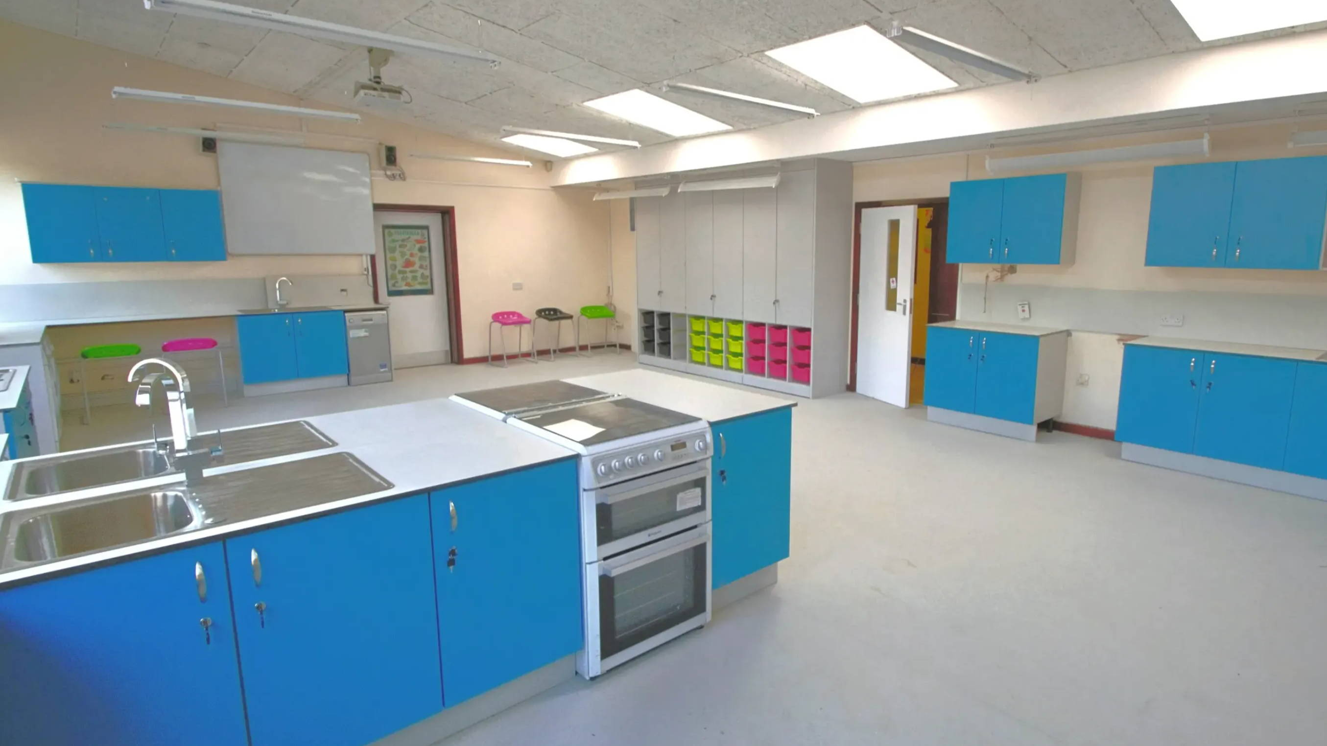 Food Tech Rooms Spaces