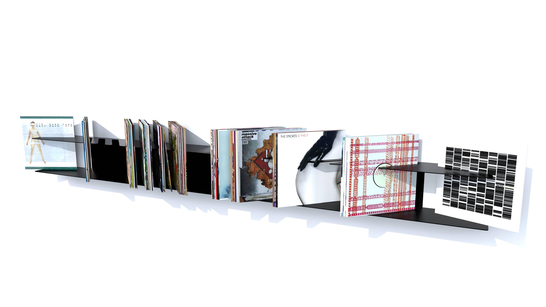 etagere vinyle