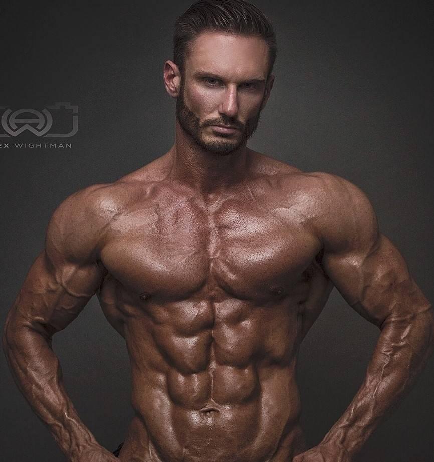 Dave Cunningham Fitness Model