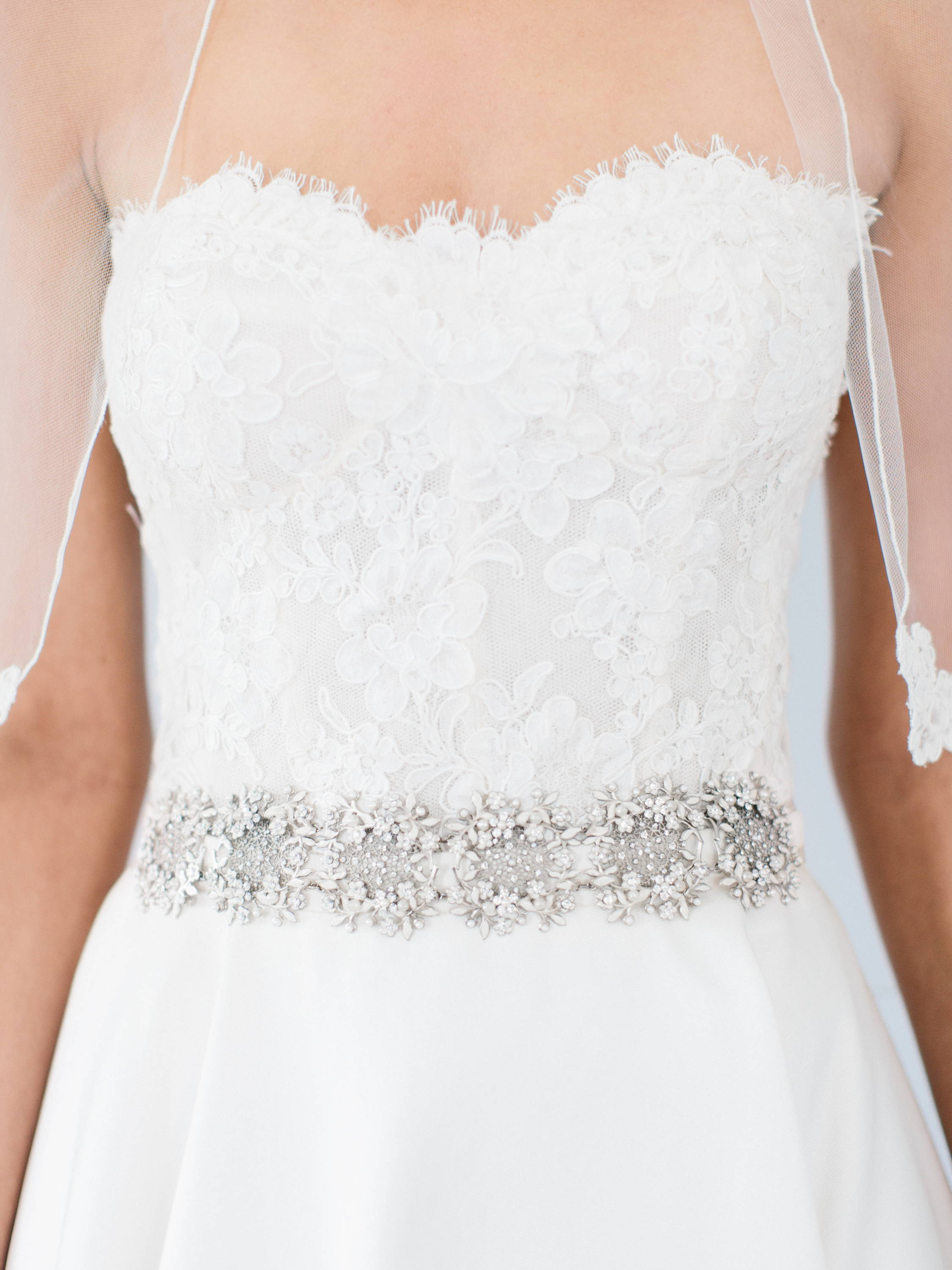 Ampersand Bridal St. Tropez Belt